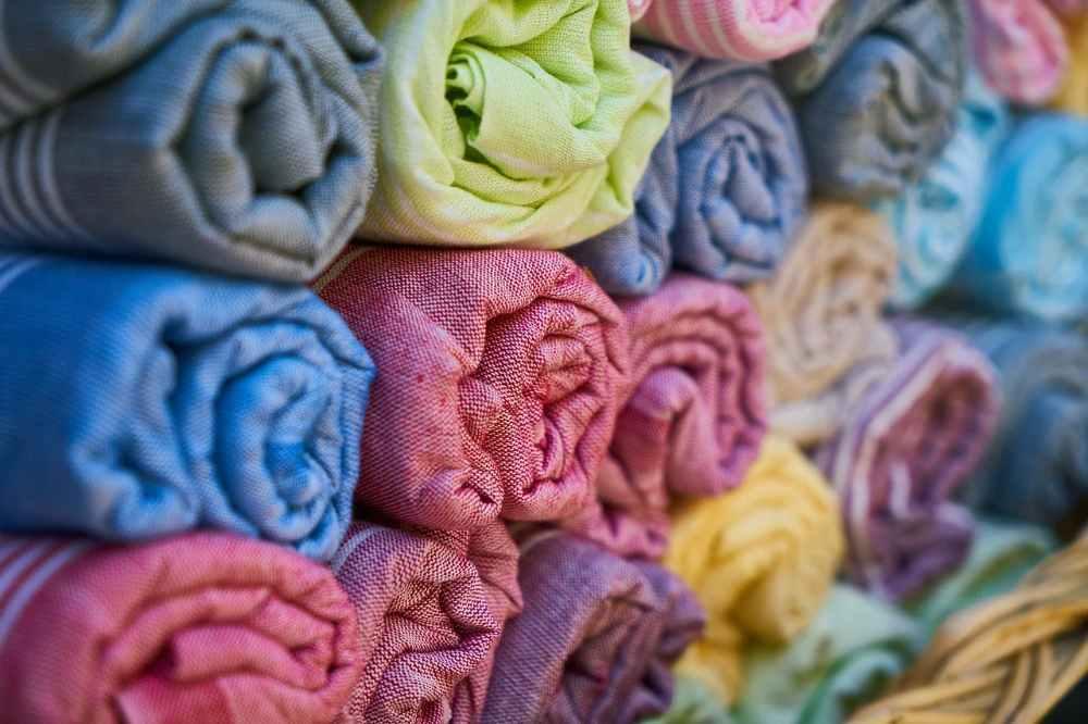 Como bordar toalha